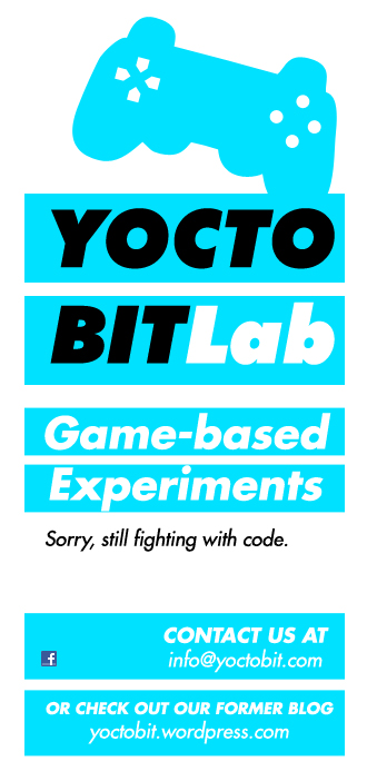 YOCTOBIT Lab. Game-based Experiments
